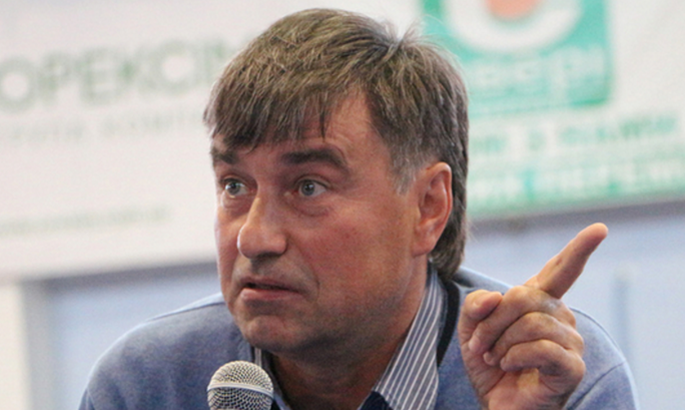 Федорчук: Зараз у футболі потрібні сміливі і грамотні люди, а у нас безграмотні і боягузливі