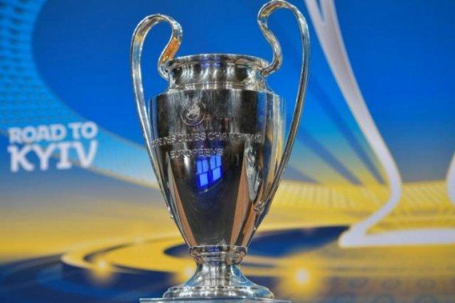 В Херсон и Берислав привезут Кубок Лиги чемпионов УЕФА