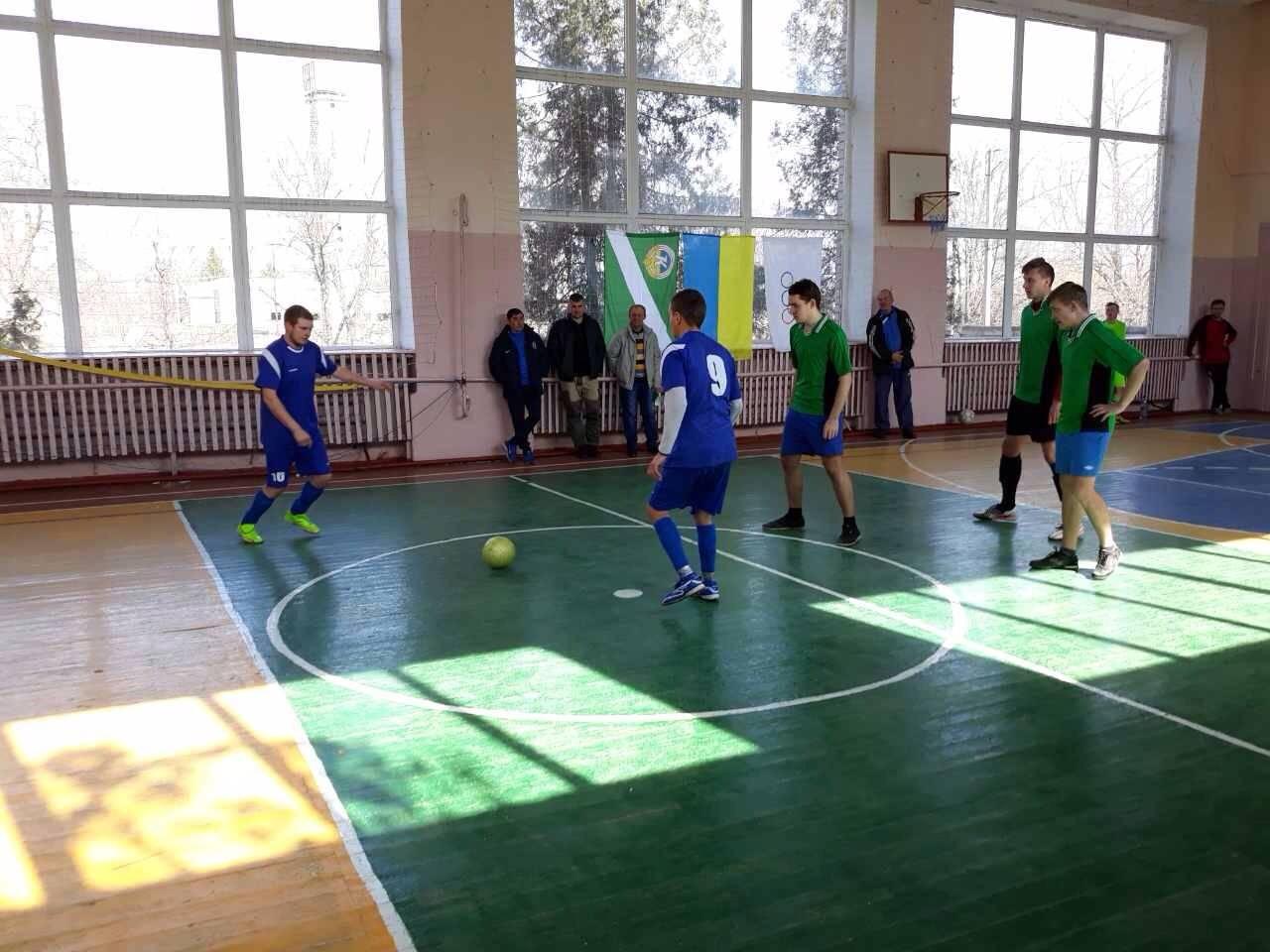 Кубок з футзалу у Високопільському районі