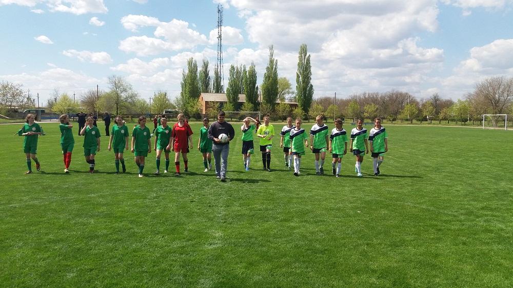 Чемпіонат Херсонської області серед дівочих команд (U-13)