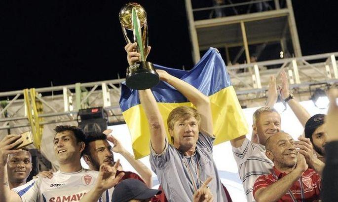 Azerisport розповів, чому Максимов – найкращий тренер сезону