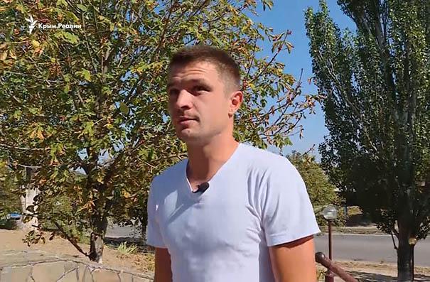 """Евгений Соколан: """"Хочется поиграть с Таврией в первой лиге"""""""