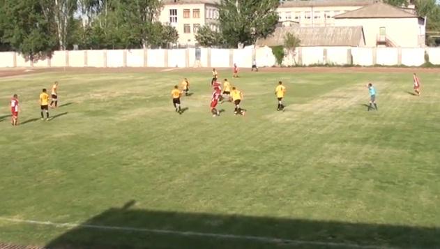 """ФСК """"Скадовск- """"Колос-ОТГ""""Аскания Нова. Відео матчу."""