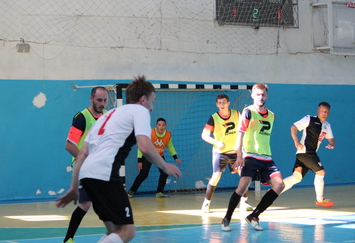 Открытый чемпионат АФХО. Матчи 28-29 апреля