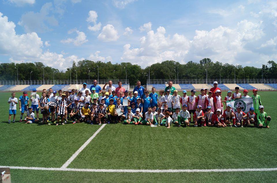 У Миколаєві проходив турнір серед команд юнаків 2009 років народження