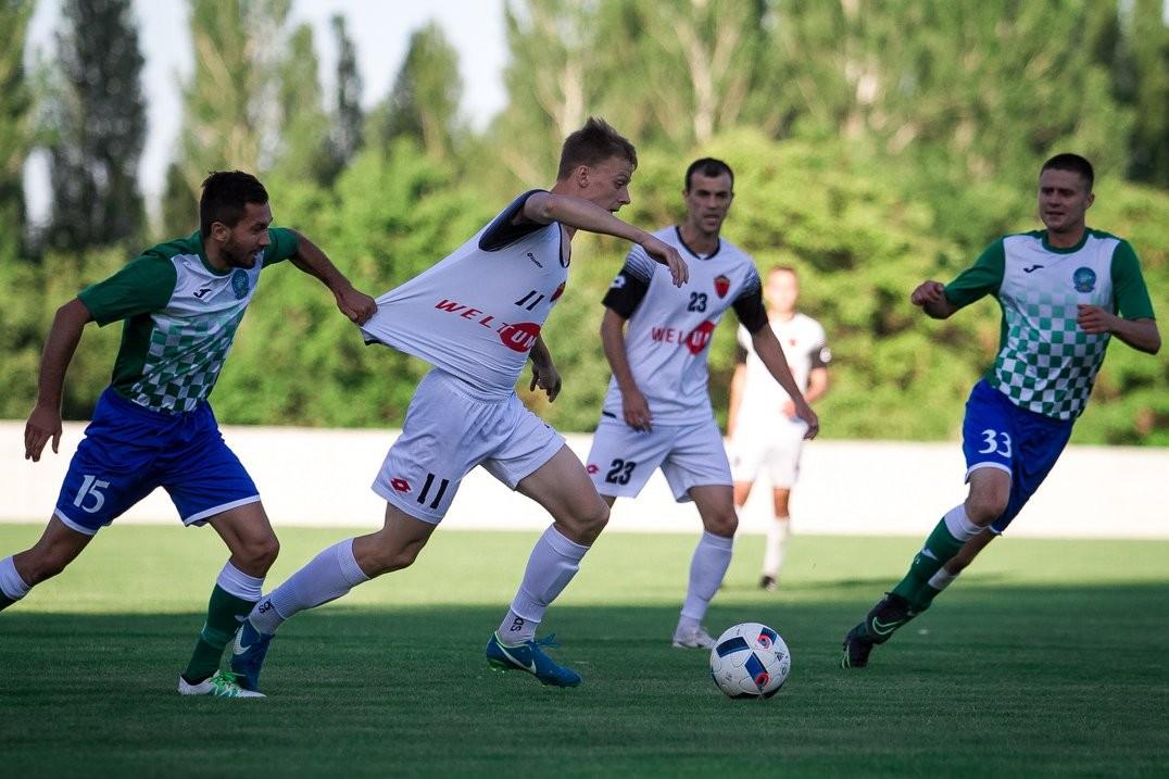Чемпіонаті України з футболу серед аматорів. Група 3