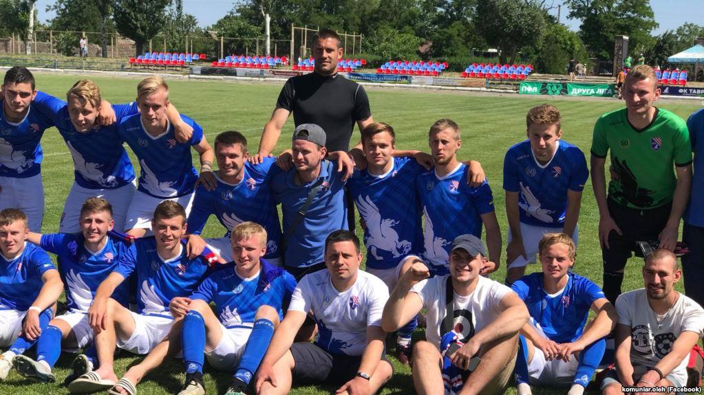 Симферопольская «Таврия»: накануне чемпионата Украины