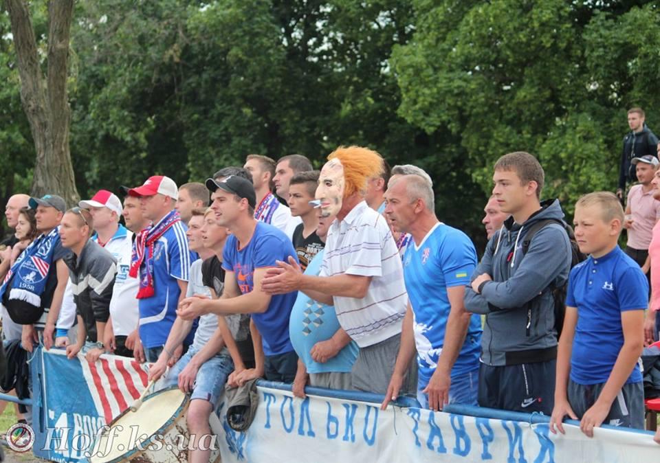 У болельщиков «Таврии» возникают проблемы с ФСБ на админгранице с Крымом