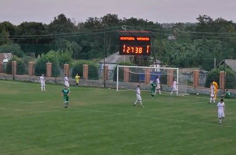 Кубок ААФУ:  СК Чорнянка-Агроспорт припиняє боротьбу