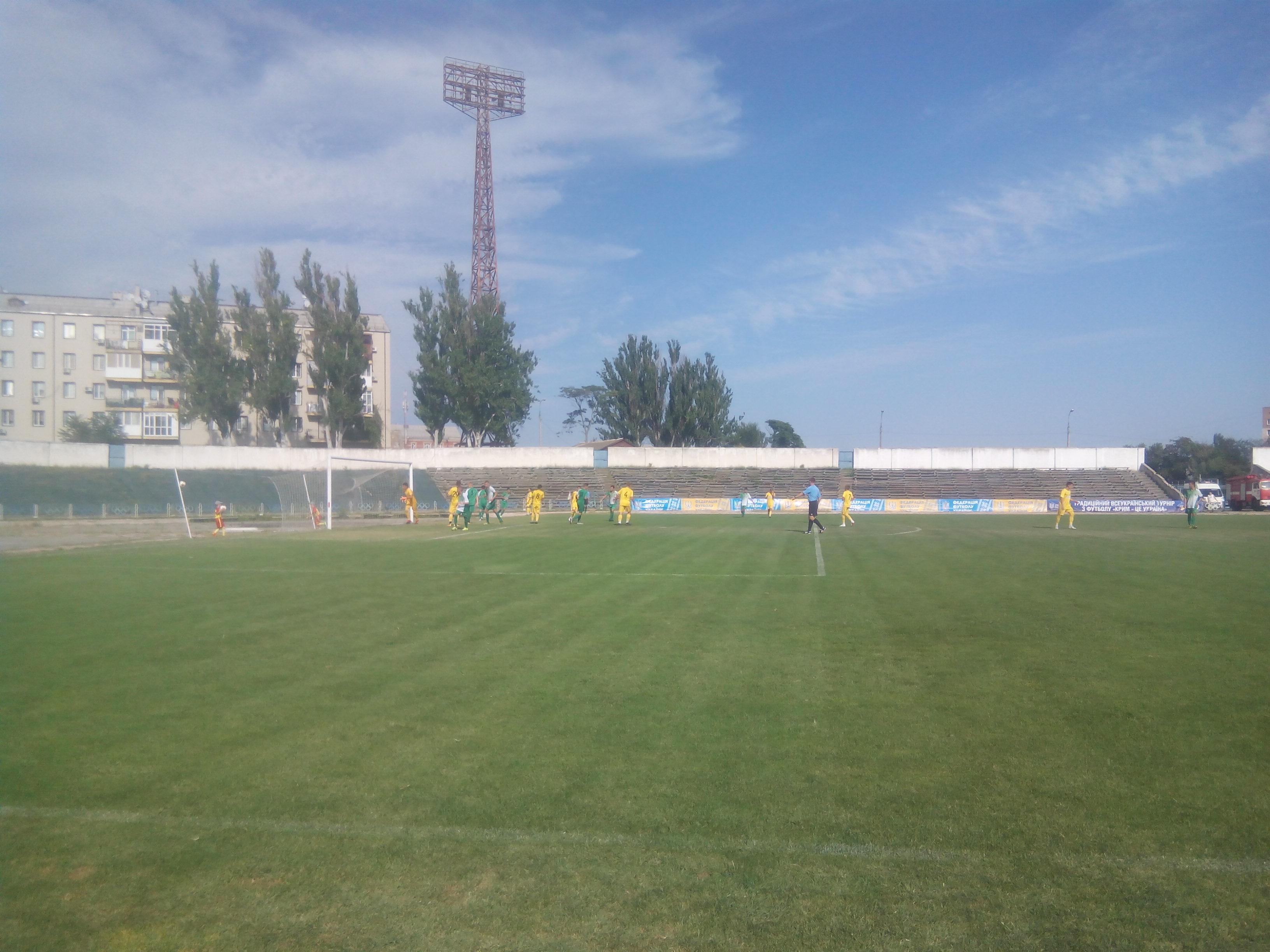 """Турнір """"Крим – це Україна"""". День 1."""