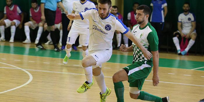 В матче за Суперкубок Украины «Продэксим» минимально уступил «Энергии»