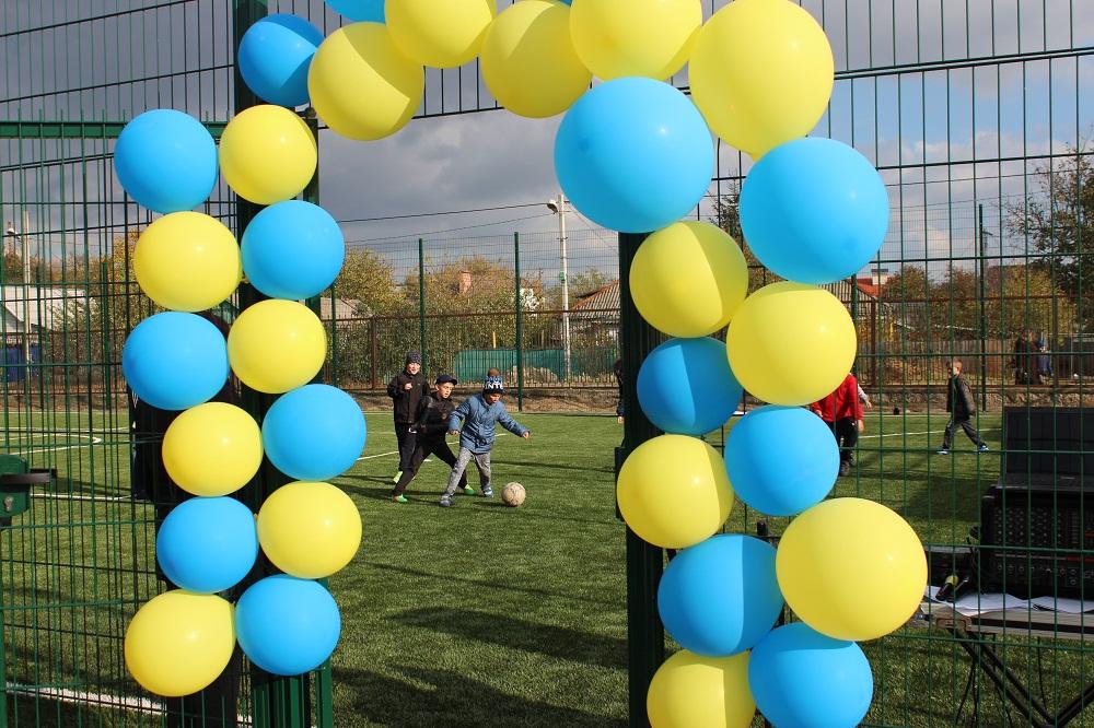 7 вересня, у селі Милове Бериславського району, буде відкрито новий футбольний майданчик!