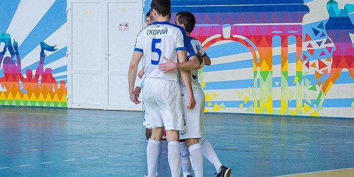 «Продэксим» обыграл «Гатту Актив» и вышел в финал турнира «Lviv Open Cup-2018»