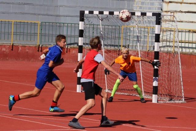 В Херсоне состоялся футбольный Кубок Заботина