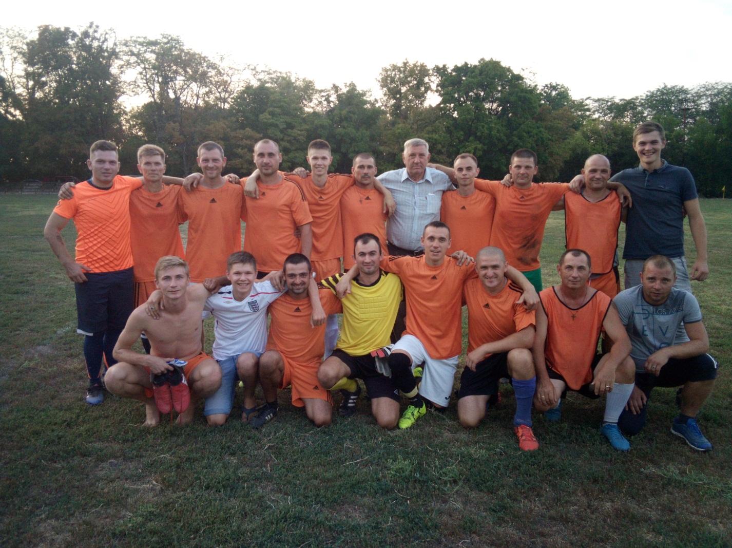 Кубок Великоолександрівського району 2018 року