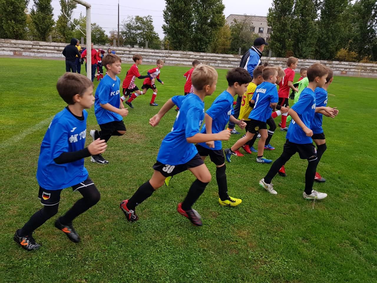 Чемпіонат Херсонської області з футболу серед команд юнаків 2009/2010 р.н. U-10