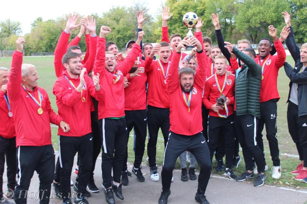 """СК """"Каховка"""" – Чемпіон Херсонської області 2018 року!"""
