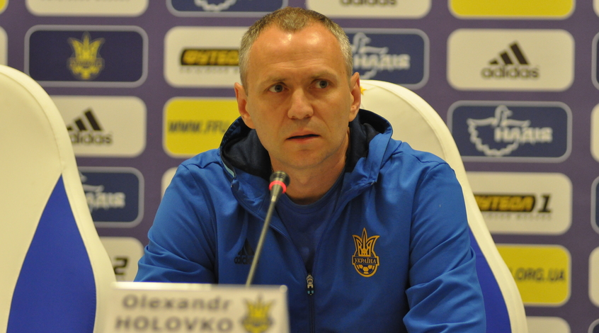 """Олександр Головко викликав 16 гравців на короткостроковий жовтневий збір """"молодіжки"""""""
