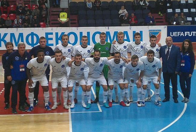 Лига чемпионов: стандарты «Мовистар Интера» принесли ему победу на «Продэксимом»