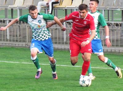 МФК Кристал здобуває вольову перемогу в Одесі!