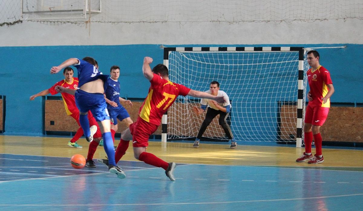 Кубок Украины: «Продэксим-2» проиграл «Рятивныку», но все решится 2 ноября