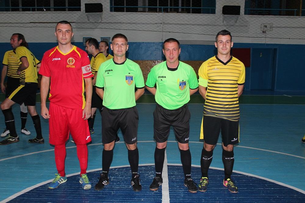 Рятівник разгромил БІДУ в матче Кубка Украины