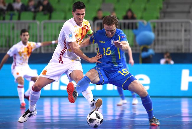 Четыре игрока «Продэксима» вызваны в сборную Украины
