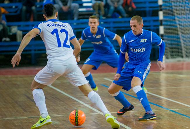 Кубок лиги: Продэксим всухую обыграл ХИТ и вышел в полуфинал