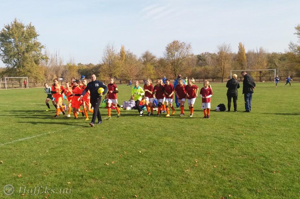 Чемпіонат Херсонської області з футболу серед дівочих команд U-13. Другий тур