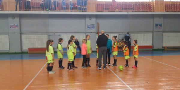 Чемпіонат Херсонської області з футзалу серед дівочих команд U-11