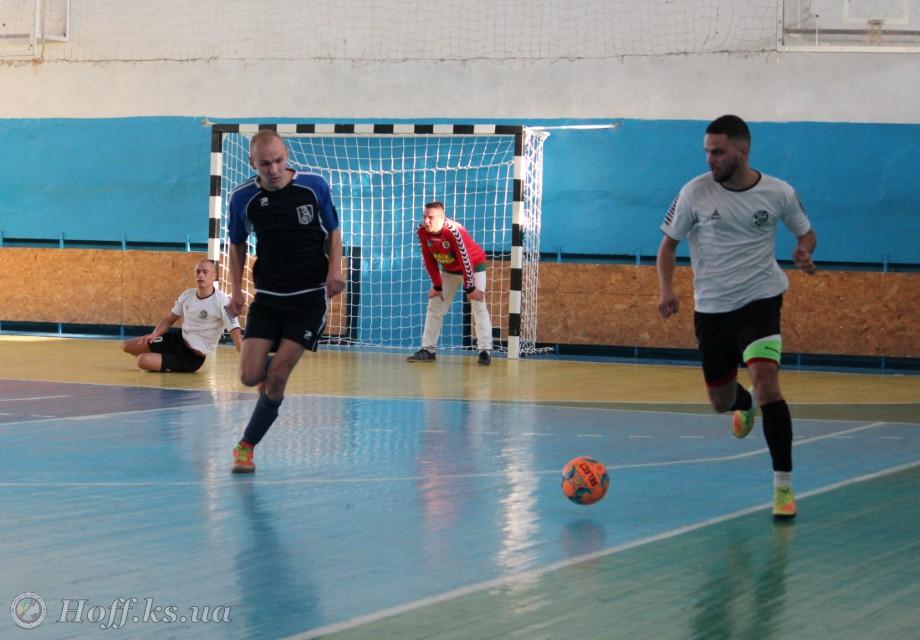 Состоялись матчи 5-го тура открытого чемпионата АФХО