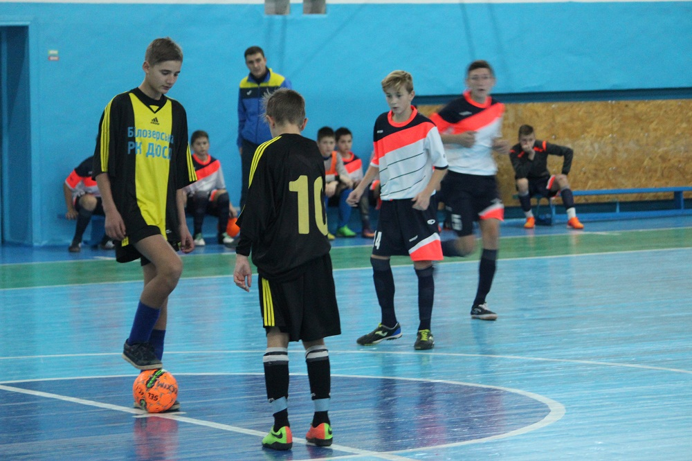 Незабаром старт чемпіонату Херсонської області з футзалу серед юнаків!