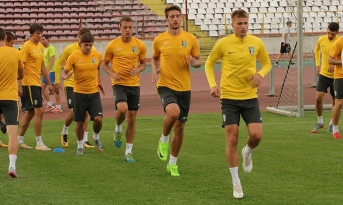 Шаран намерен продлить контракт с Артемом Ситало
