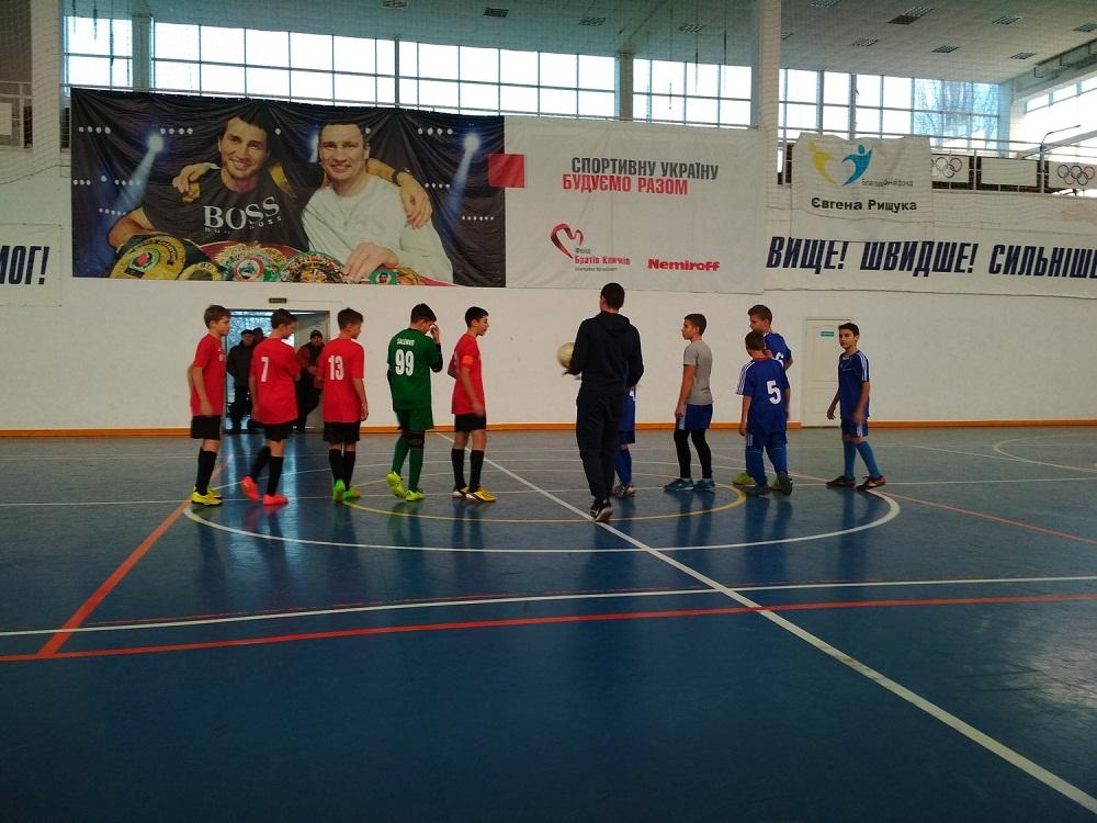 Чемпіонат Херсонської області з футзалу серед команд юнаків 2005/2006 р.н. (U-14)