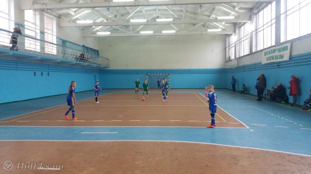 Чемпіонат Херсонської області з футзалу серед дівочих команд U-13