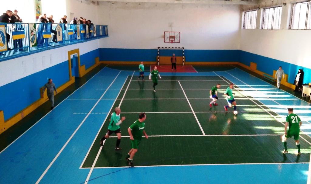 В Каховці відбувся турнір з футзалу серед ветеранів.