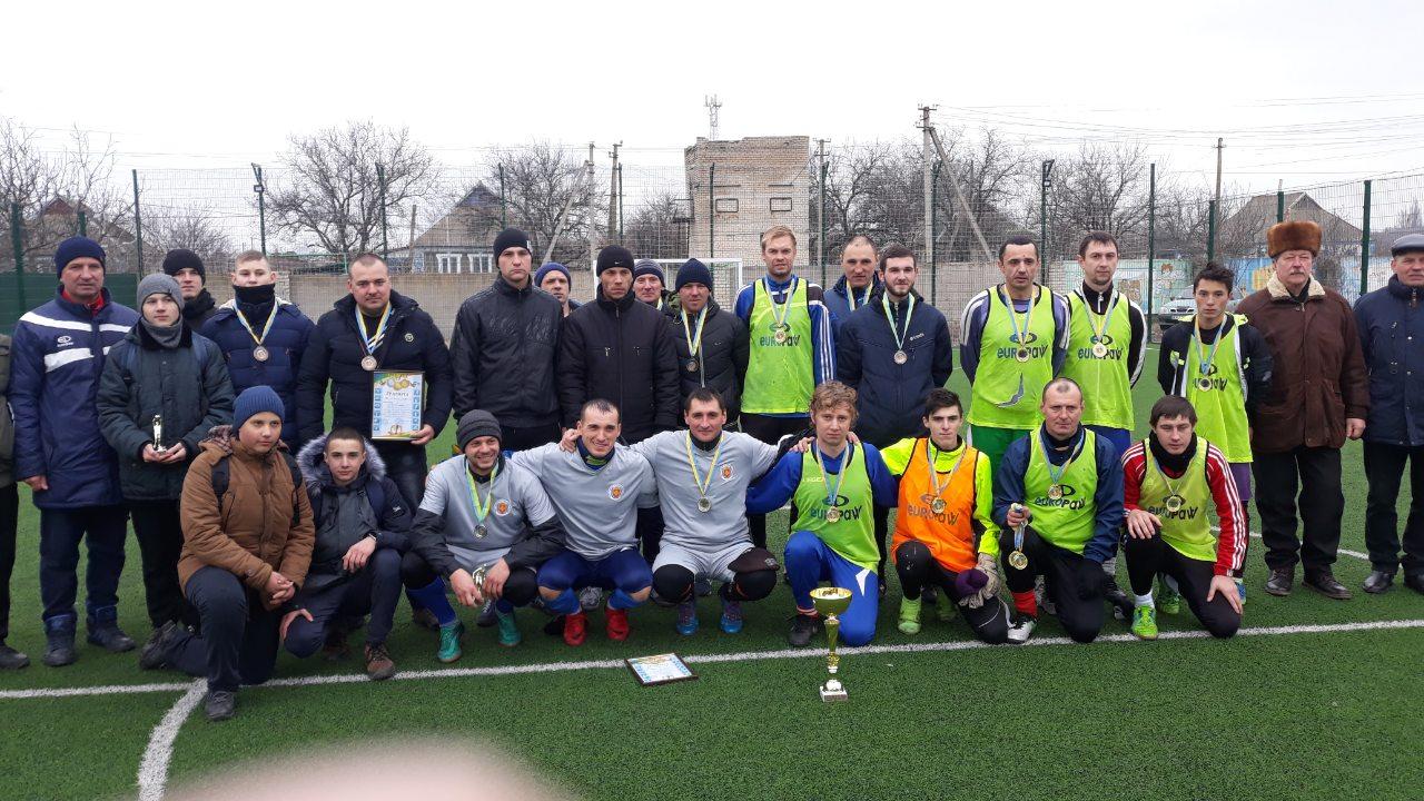 Турнір з міні-футболу пам'яті Б. Іванюка в Нижніх Сірогозах.