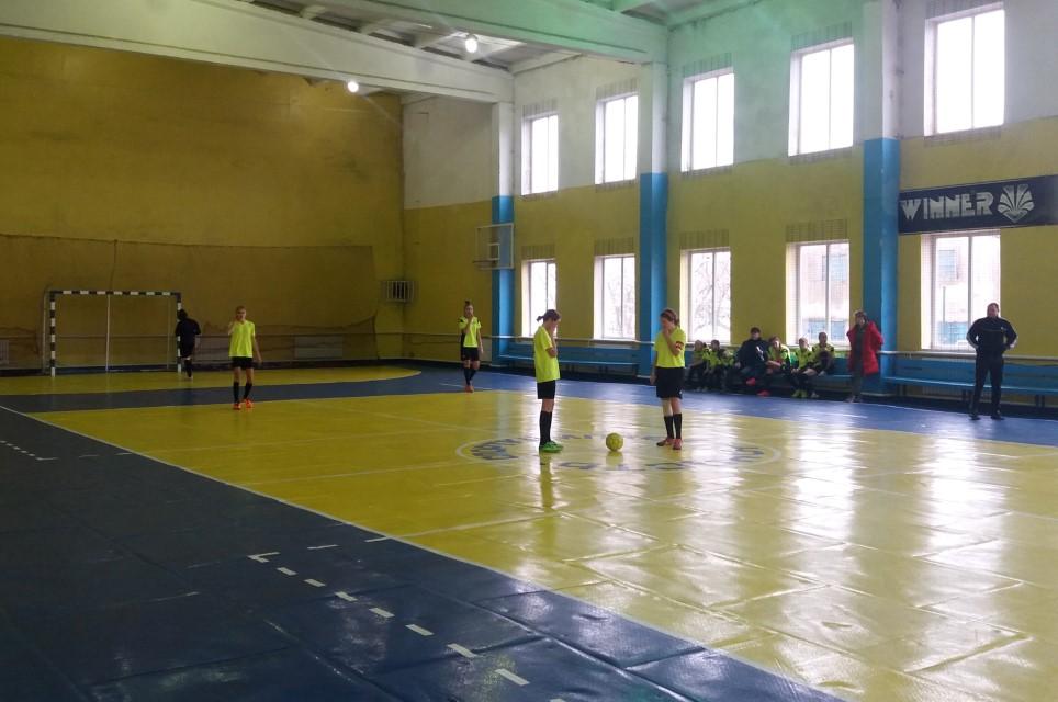 Чемпіонат Херсонської області з футзалу серед команд дівчат  ( U – 17 )