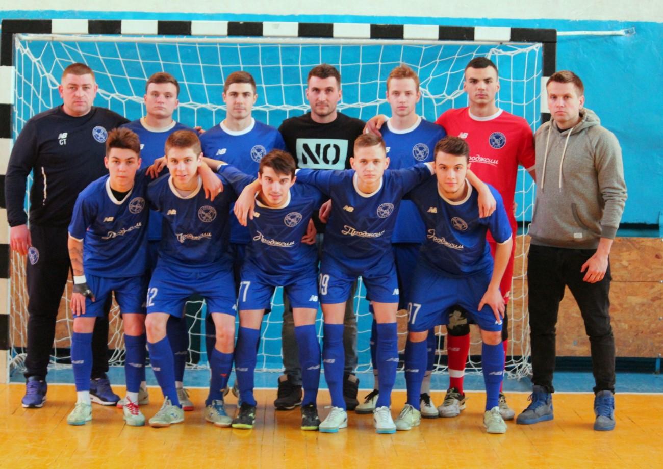 Втора лига: Продэксим-2 прошел групповой этап с абсолютным результатом
