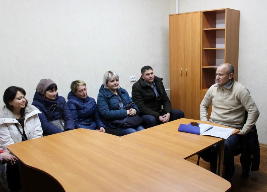 В стінах КДЮСШ обговорили деталі поїздки юних футболістів  у Туреччину