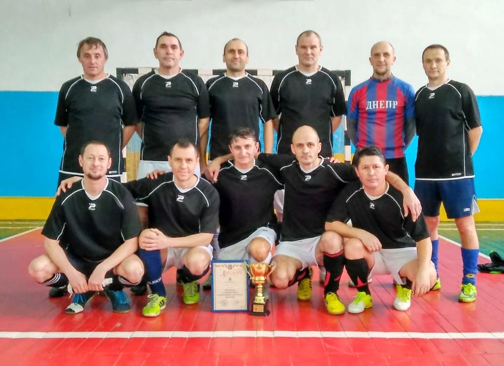 В Каховці відбувся розіграш Кубку Ліги з футзалу