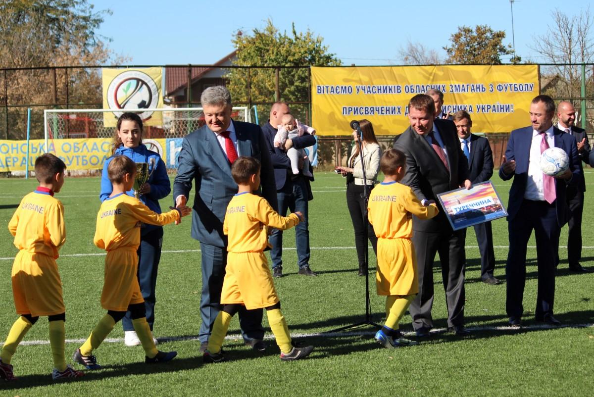 Поїздка юних футболістів у Туреччину відбудеться у кінці травня