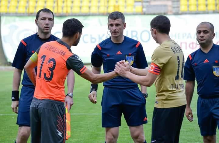 Херсонські арбітри отримали призначення на матчі 20 туру розіграшу Української Прем'єр-ліги