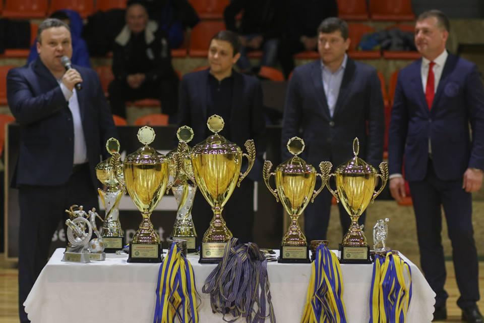 Всеукраїнський фінал АФЛУ. Підсумки турніру