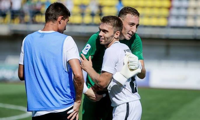 Караваев признан лучшим игроком Зари в марте