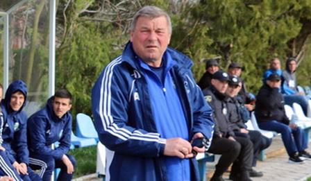 Тренерський ракурс. Олександр Сапельняк – найкращий тренер 23-го туру Другої ліги