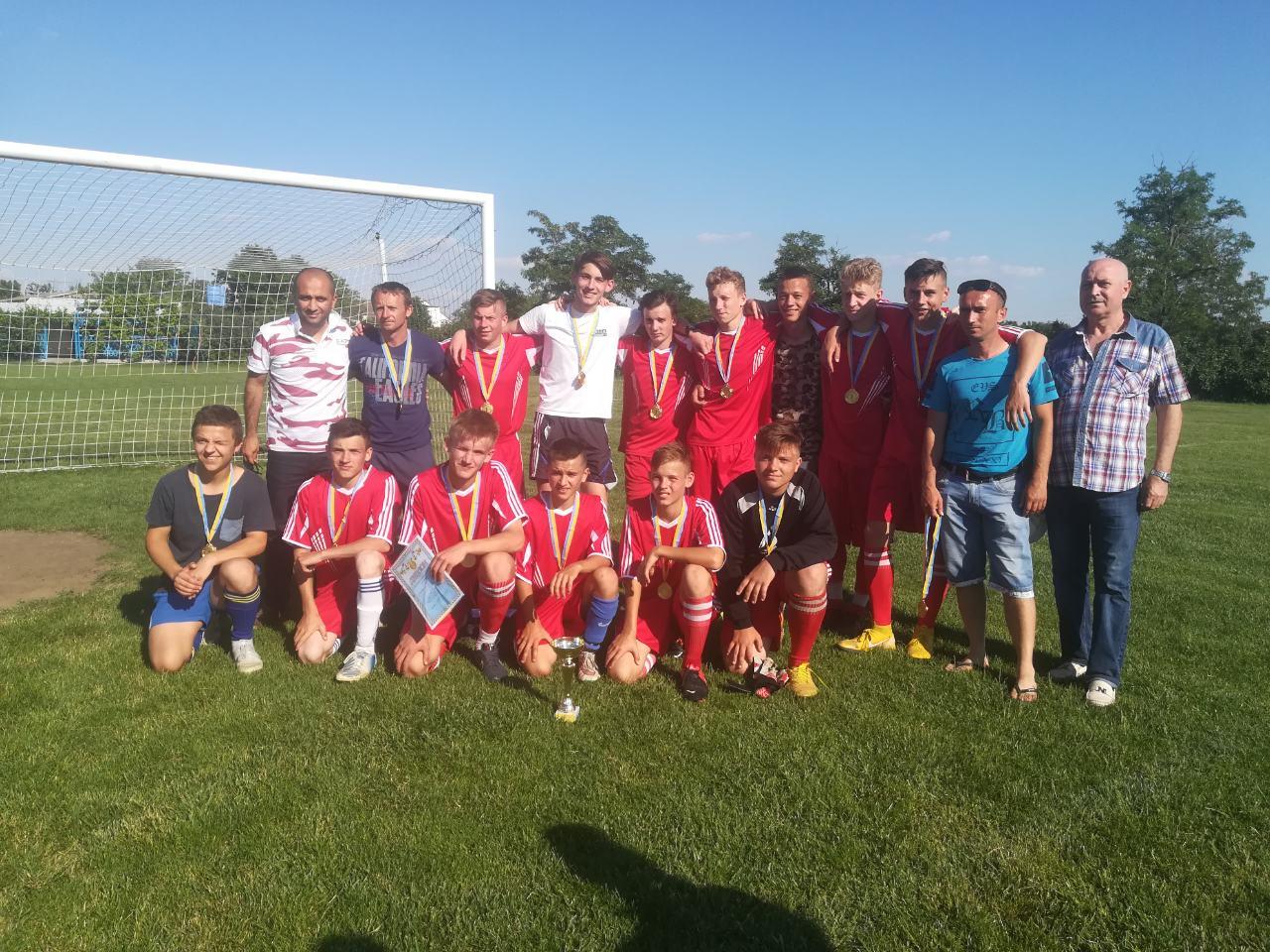 Чемпіонат Херсонської області U-16. Перша ліга. Колос (Каховcький р-н)  – Чемпіон!