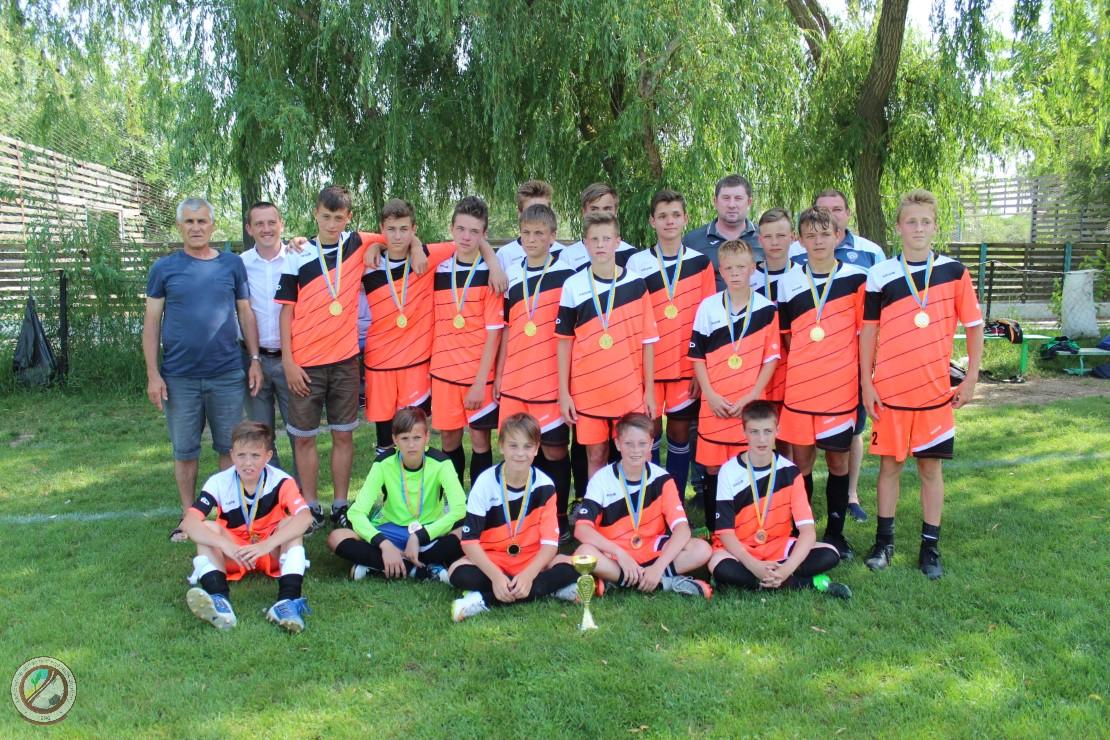 """ДЮСШ """"Херсон"""" – Чемпіон Вищої ліги Чемпіонату Херсонської області U-14."""