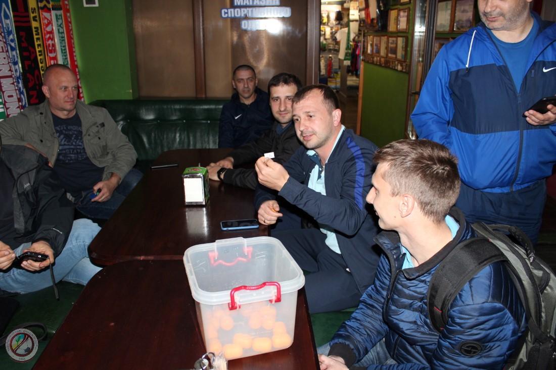 Жеребьевка Кубка «Александр Шанц» 2019