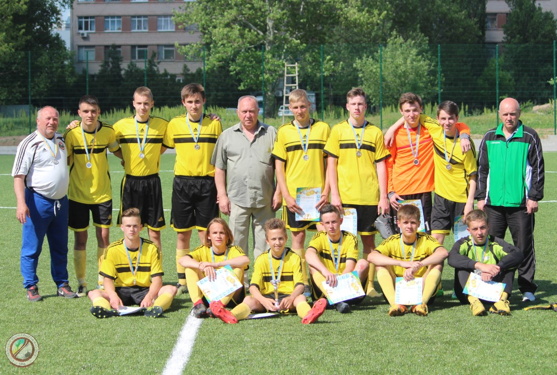Завершився Чемпіонат Херсонської області U-16. Вища ліга сезону 2018/2019